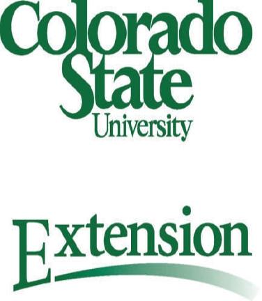CSU Extension Logo