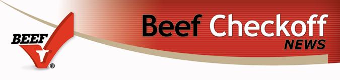 BeefCheckoffNews