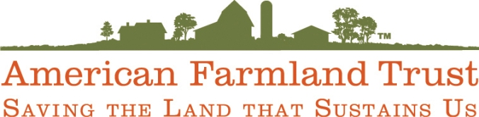 AFT - american-farmland-trust2 logo