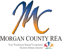 Morgan County REA logo