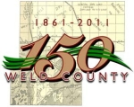 Weld County 150th LOGO