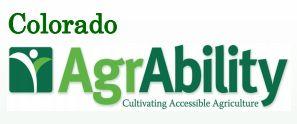 Colorado AgrAbility logo