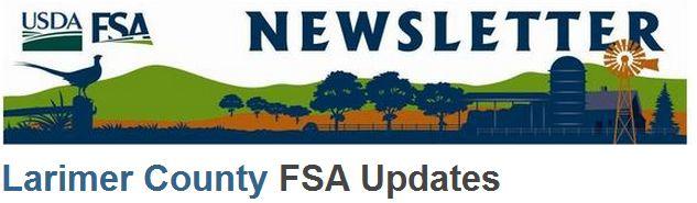 Larimer County FSA logo