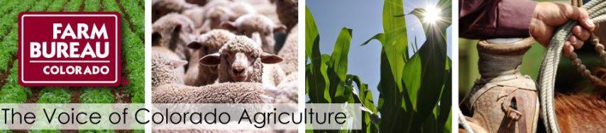 CFB - Colorado Farm Bureau Header