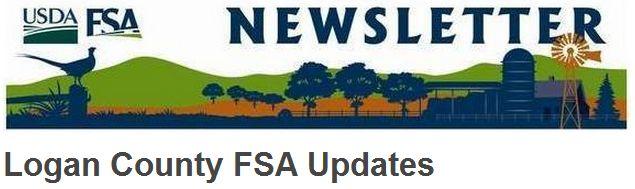 Logan County FSA Logo
