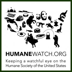 HumaneWatch.org logo
