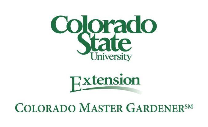 CSU Extension Master Gardener Logo
