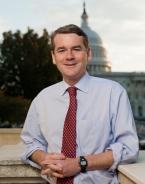 US Senator Michael Bennet color official photo-022513