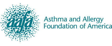 AAFA-Asthma and Allergy Foundation for America logo