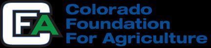 CFA-CO Foundation for Ag logo