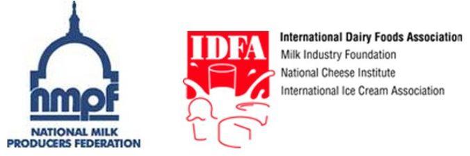 NMPF - IDFA logo