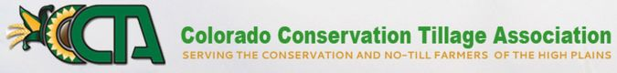 CCTA - CO Conservation Tillage Assn Header