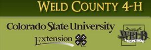 Weld County 4H Extension logo