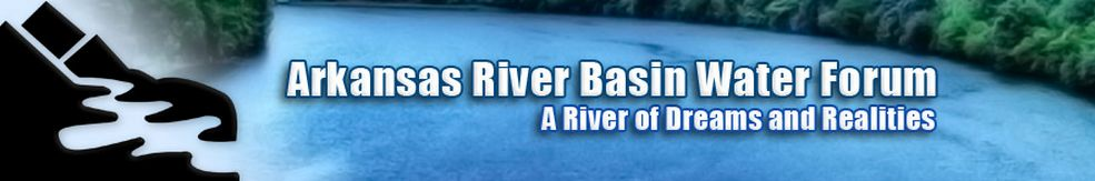 ARBWF-Arkansas River Basin Water Forum Header
