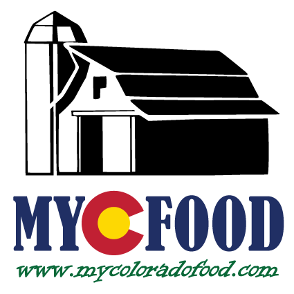 My Colorado Food website logo