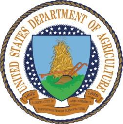 USDA seal logo