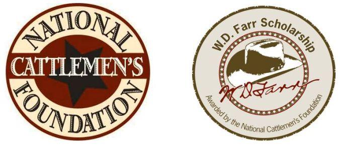 NCF-WD Farr Scholarship logo