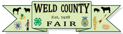 Weld County Fair Logo