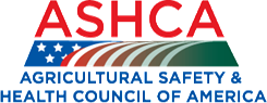 Agricultural Safety and Health Council of America logo