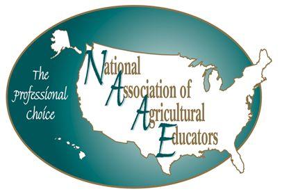 NAAE-National Association of Agricultural Educators logo