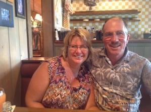Donna & Allen Goodman