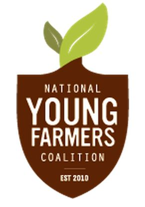 NYFC - National Young Farmers Coalition logo
