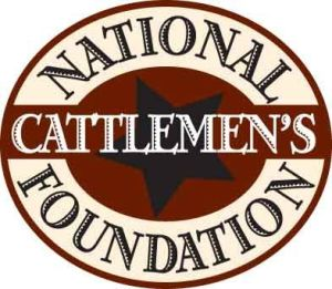 NCF - National Cattlemans Foundation logo