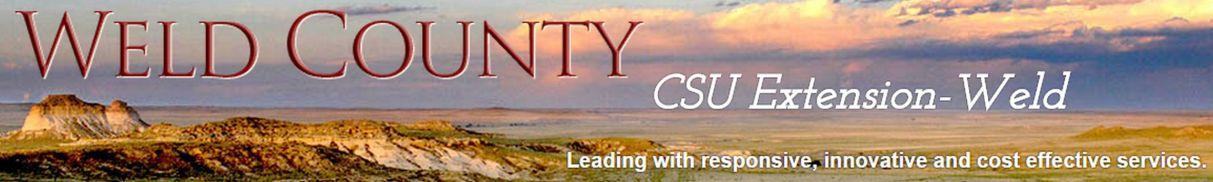 Weld County Extension Website Header 2015