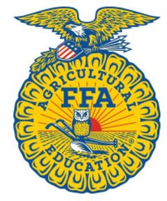 National FFA Emblem - REfreshed March 2015