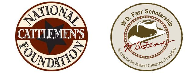 NCF - WD Farr Scholarship Logos