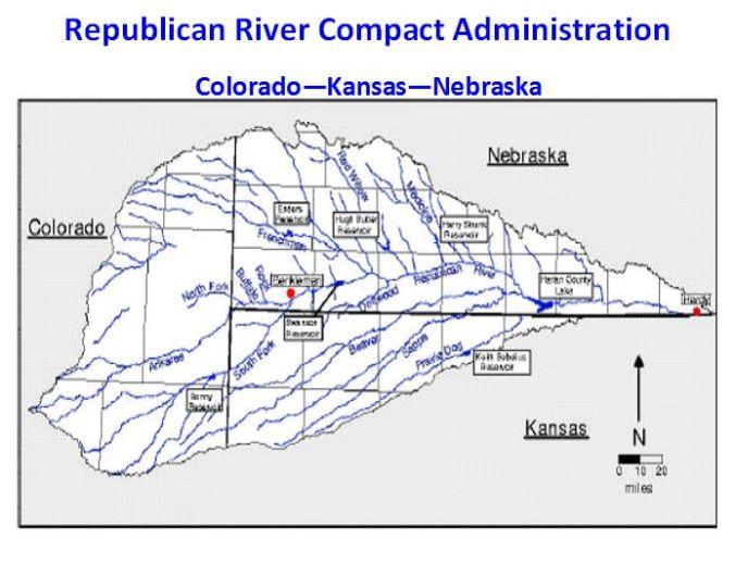 RRCA-Republican River Compact Administration logo