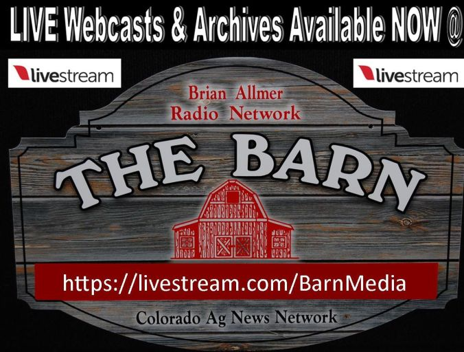 CLICK HERE to watch LIVE or the archives webcasts of select events from the Denver Downtown Sheraton - AM Sessions Jan 30-31 and all the speakers from the Expo Stage, sponsored by The BARN on Livestream