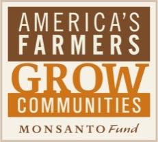 Monsanto - Americas Farmers Grow Communities logo