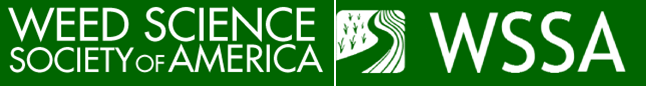 WSSA - Weed Seed Society of America logo