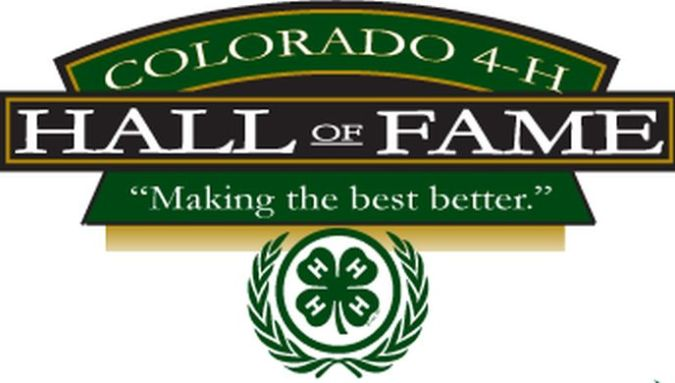CO 4H Hall of Fame logo