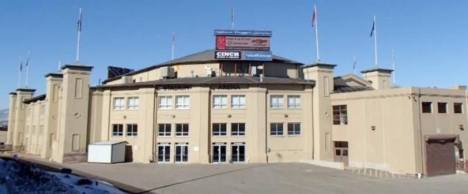 NWSS Stadium Arena