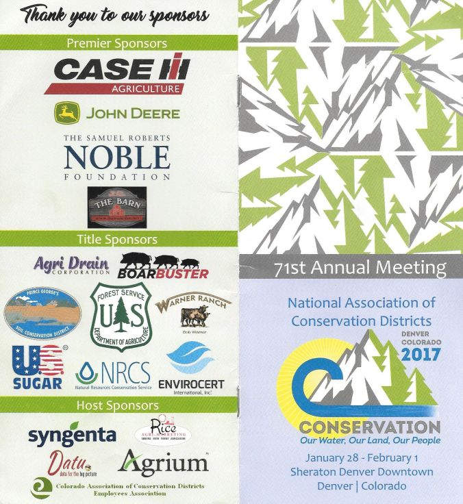 CLICK HERE to watch the webcast archives of Sessions 1 & 2, Conservation Expo Stage Presentations, Appreciation Banquet and EXCLUSIVE Interviews too!