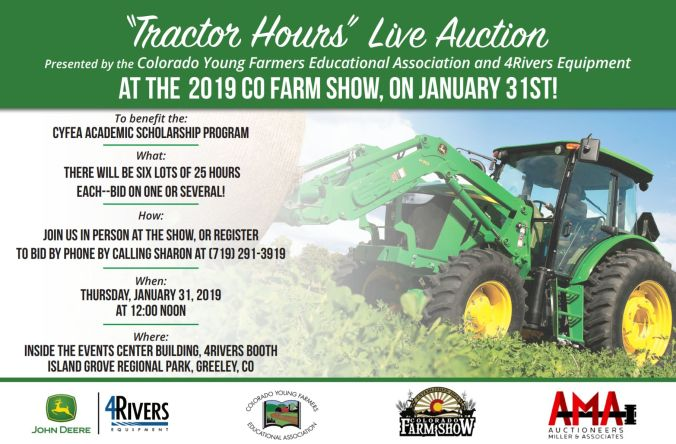 cyfea traactor hours auction logo update 1-14-19
