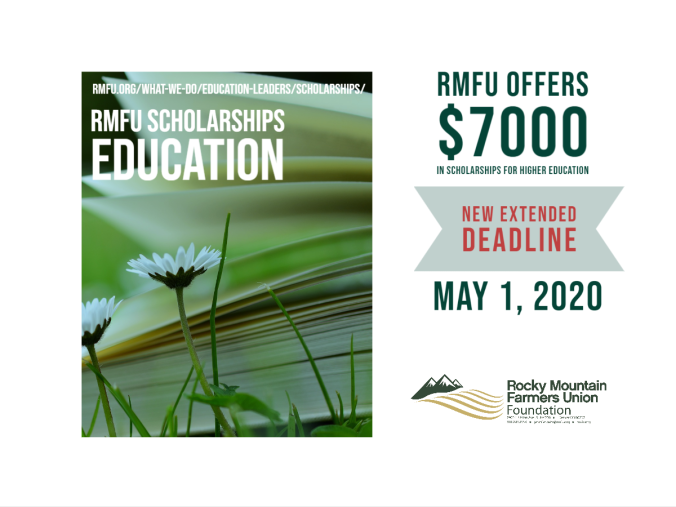 RMFU Foundation Scholarship app deadline extended to May 1st.png